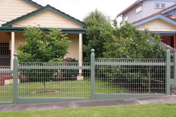 Old World Restoration and Picket Fences